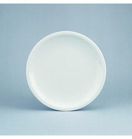 Schönwald Teller, Form 598, Porzellan, flach, Coup, rund, Ø: 18,9 cm, weiß