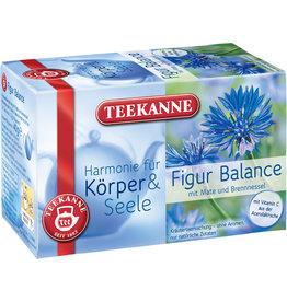 TEEKANNE Kräutertee Figur Balance, Beutel aromaversiegelt, 20 x 2 g