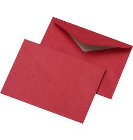 MAILmedia Briefumschlag, o.Fe., gum, C6, 162 x 114 mm, 75 g/m², RC, rot