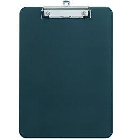 MAUL Schreibplatte, Kunststoff, Klemme kurze Seite, A5, schwarz