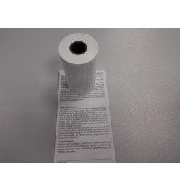 Blumberg Thermorolle, 57 mm x 15 m, Kern-Ø: 12,3 mm, weiß