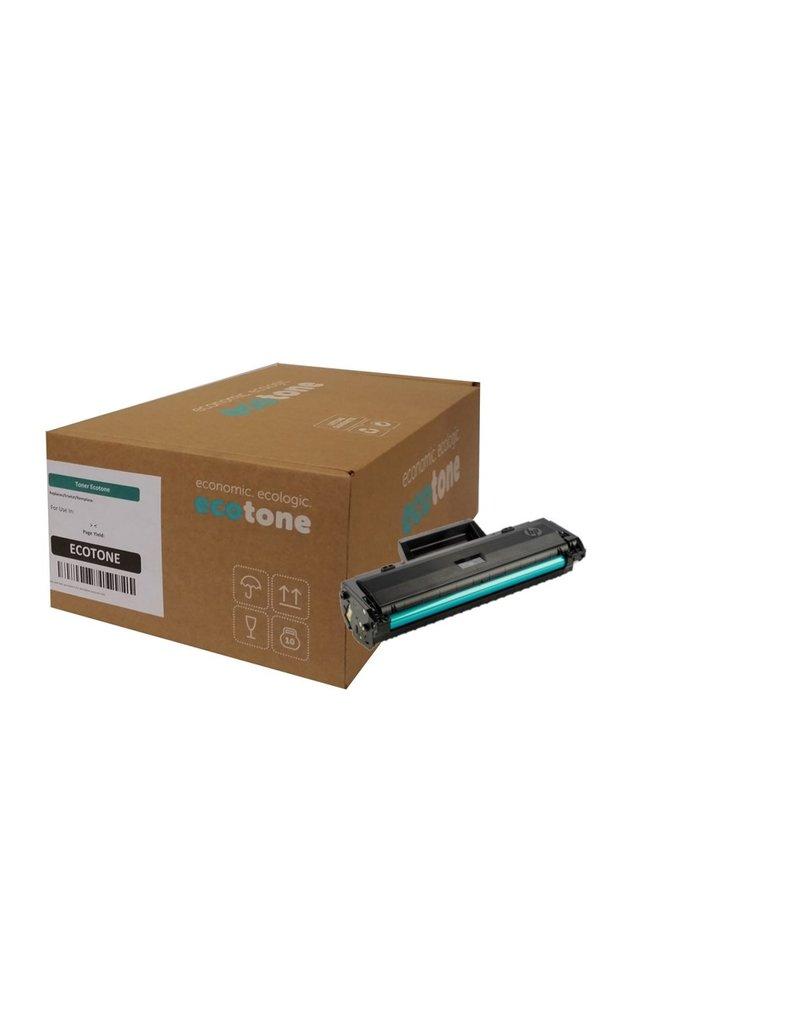 Ecotone HP 106A (W1106A) toner black 1000 pages (Ecotone)