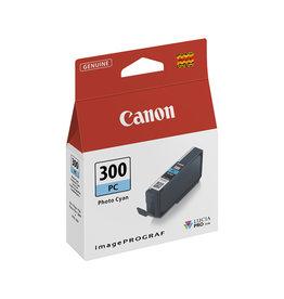 Canon Canon PFI-300PC (4197C001) ink photo cyan 14ml (original)