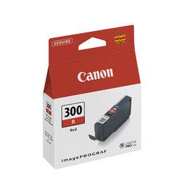 Canon Canon PFI-300R (4199C001) ink red 14ml (original)