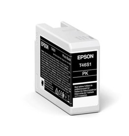 Epson Epson T46S1 (C13T46S100) ink photo black 25ml (original)