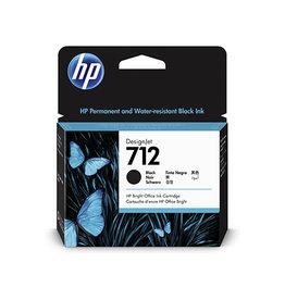 HP HP 712 (3ED71A) ink black 80ml (original)