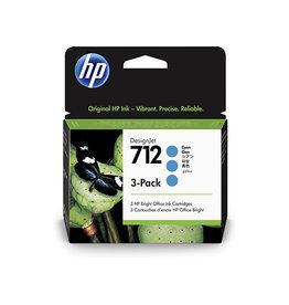 HP HP 712 (3ED77A) ink cyan 3x29ml (original)