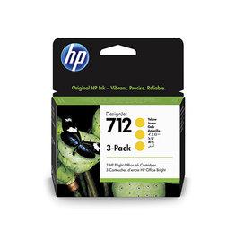 HP HP 712 (3ED79A) ink yellow 3x29ml (original)