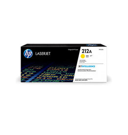 HP HP 212A (W2122A) toner yellow 4500 pages (original)