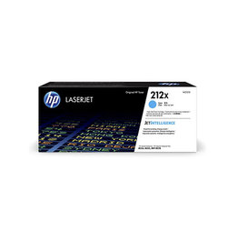 HP HP 212X (W2121X) toner cyan 10000 pages (original)