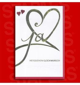 Kundenartikel Hochzeit Herz [5st]
