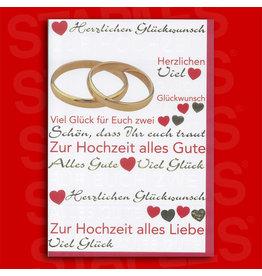 Kundenartikel Hochzeit Ringe [5st]