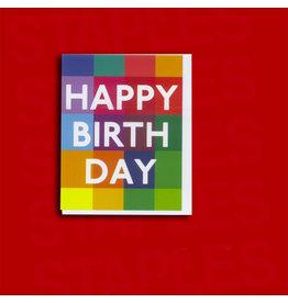 Kundenartikel Midikarte Geburtstag [5st]