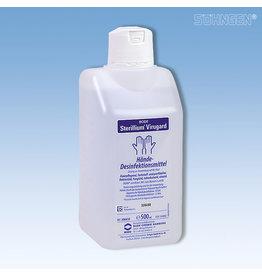Sterillium Handdesinfektion, Virugard, flüssig, Flasche, parfümfrei