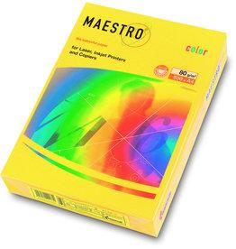 MAESTRO Multifunktionspapier color, A5, 80 g/m², holzfrei, eisblau, pastell