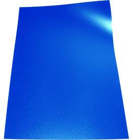 GBC Umschlagmaterial PolyOpaque™, PP, 0,3 mm, A4, dunkelblau