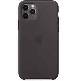 APPLE Smartphonerahmen, für APPLE iPhone 11 Pro, Silikon, schwarz