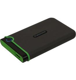 Transcend Festplatte StoreJet® 25M3, USB 3.1, grau, extern, 2 TB