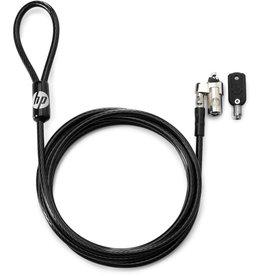 HP Kabelschloss, Kabel-Ø: 10 mm, Kabellänge: 1,83 m