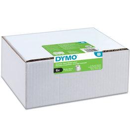 DYMO Etikett LabelWriter, Versandetikett, permanent, 101 x 54 mm, weiß