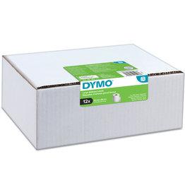 DYMO Etikett LabelWriter, Adressetikett, Papier, 89 x 36 mm, weiß