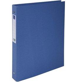 EXACOMPTA Ringbuch Clean´Safe, A4, 2 Rund-Ring Mechanik, Ring-Ø: 30 mm, blau