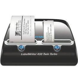 DYMO Etikettendrucker, LW 450 Twin Turbo, PC/MAC, für: LW-Etiketten