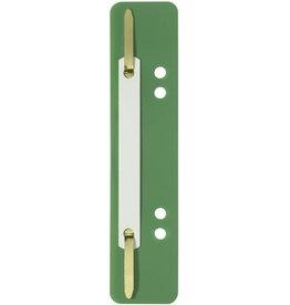 ELBA Heftstreifen, PP, kurz, 35 x 150 mm, grün
