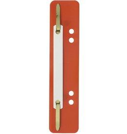 ELBA Heftstreifen, PP, kurz, 35 x 150 mm, rot