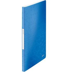 LEITZ Sichtbuch WOW, PP, 20 feste Hüllen, A4, 23,1 x 31 cm, blau