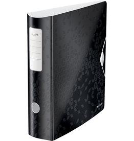 LEITZ Ordner Acitve WOW, Polyfoam, SK-Rückenschild, A4, 82 mm, schwarz