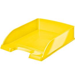 LEITZ Briefkorb WOW, PS, A4, 255x357x70mm, gelb