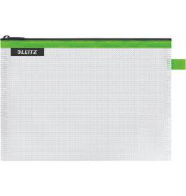 LEITZ Reißverschlusstasche WOW Traveller Zip, M, EVA, 240x170mm, grün