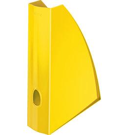 LEITZ Stehsammler WOW, PS, A4, Füllbreite: 60 mm, gelb