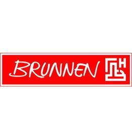 BRUNNEN Ringbuch, Kst., A6, 2-R-Reißmech., Ring-Ø: 20mm, sw