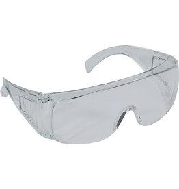 Triuso Schutzbrille, Polycarbonat, farblos, klar