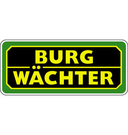 BURG WÄCHTER Briefkasten, Stahl, Einwurfgröße: B5, 225 x 75 x 305 mm, weiß