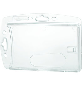 DURABLE Kartenbox, Hartplastik, i: 8,5 x 5,4 cm, transparent