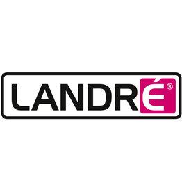 LANDRÉ Collegeblock, liniert 9 mm, 4f.Loch., A4, 70g/m², weiß, 80 Blatt