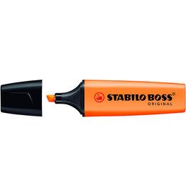 STABILO Textmarker BOSS® ORIGINAL, nachfüllbar, Ksp., 2-5mm, Schreibf.: orange