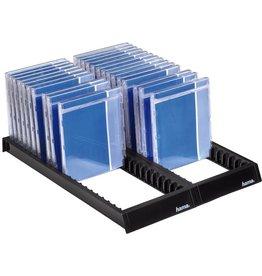 hama CD-Ablage Flipper 44, 288 x 358 x 29 mm, für: 44 CDs, schwarz