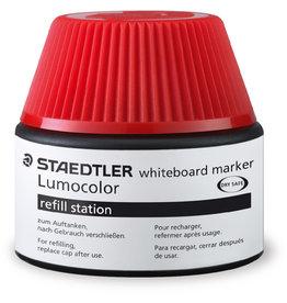 STAEDTLER Nachfüllstation 48851, für: Boardmarker, Schreibf.: rot