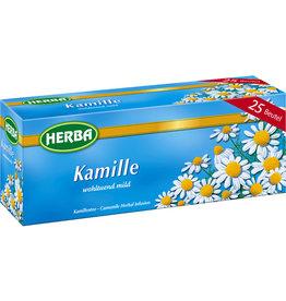 HERBA Kräutertee Kamille, Beutel, 25 x 1,25 g