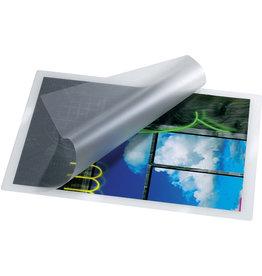 STAPLES Laminiertasche, für: Kreditkarten, 54 x 86 mm, 0,25 mm, farblos