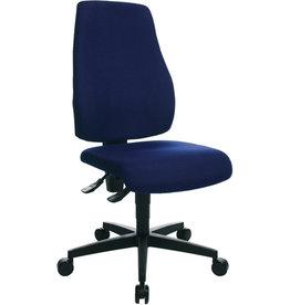 TOPSTAR Bürodrehstuhl Trendstar 10, ohne Armlehnen, blau