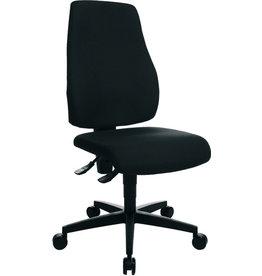 TOPSTAR Bürodrehstuhl Trendstar 10, ohne Armlehnen, schwarz