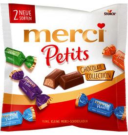 merci Schokolade Petits, Chocolate Collection, Packung