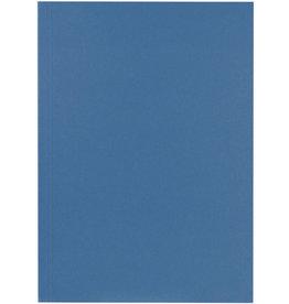 FALKEN Aktendeckel, Manilakarton (RC), 250 g/m², A4, blau