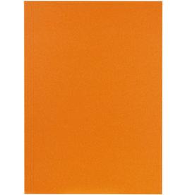 FALKEN Aktendeckel, Manilakarton (RC), 250 g/m², A4, orange