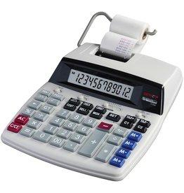 GENIE Tischrechner, D69 PLUS, Netzanschluss, druckend, 12stellig